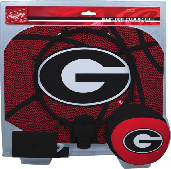 Rawlings Georgia Bulldogs Softee Hoop Set product image