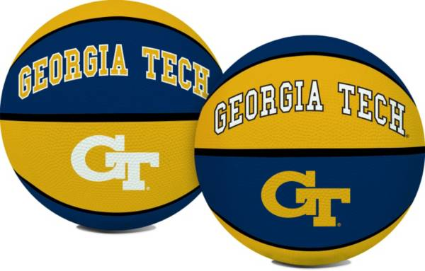 Rawlings Georgia Tech Yellow Jackets Full-Sized Crossover Basketball product image