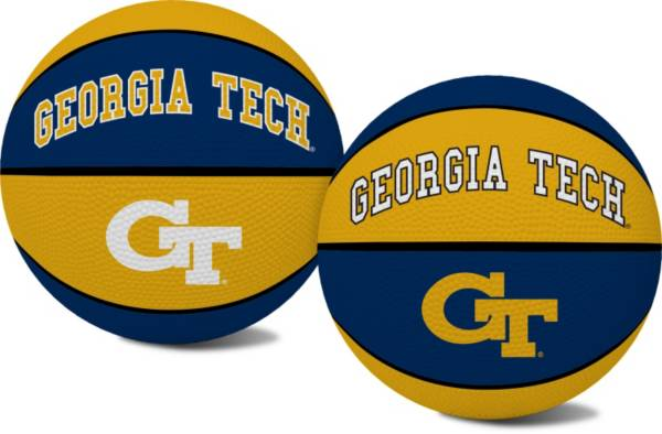 Rawlings Georgia Tech Yellow Jackets Alley Oop Youth-Sized Basketball product image