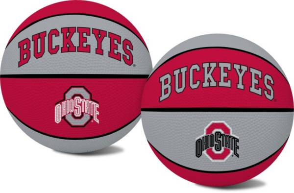 Rawlings Ohio State Buckeyes Alley Oop Youth-Sized Basketball product image