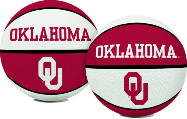 Rawlings Oklahoma Sooners Full-Sized Crossover Basketball product image