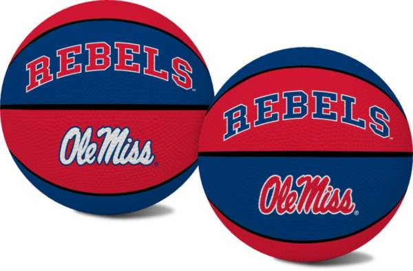 Rawlings Ole Miss Rebels Alley Oop Youth-Sized Rubber Basketball product image
