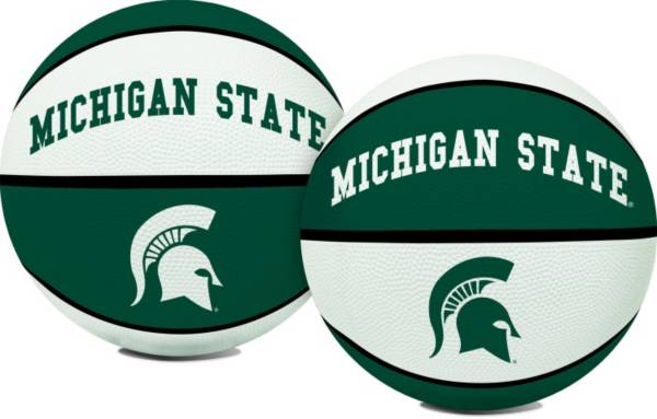 Rawlings Michigan State Spartans Crossover Full-Size Basketball product image