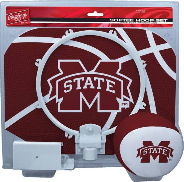 Rawlings Mississippi State Bulldogs Softee Hoop Set product image