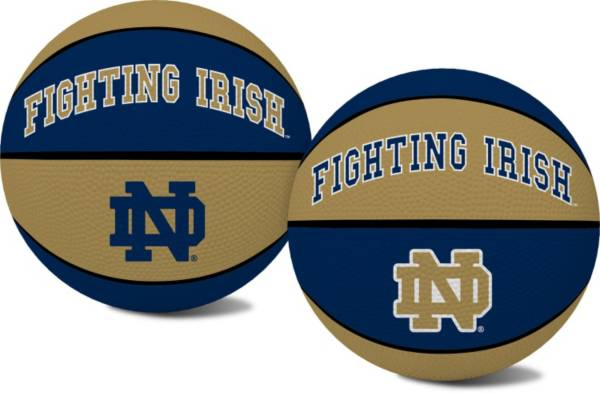Rawlings Notre Dame Fighting Irish Alley Oop Youth-Sized Basketball product image