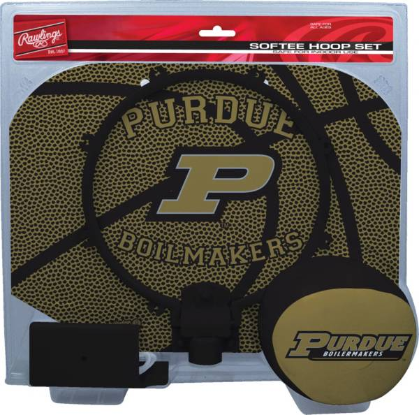 Rawlings Purdue Boilermakers Softee Hoop Set product image