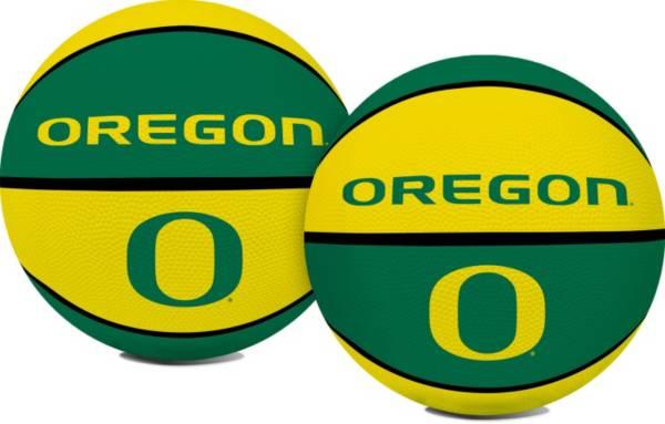 Rawlings Oregon Ducks Full-Sized Crossover Basketball product image