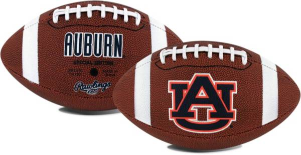 Rawlings Auburn Tigers Full-Sized Game Time Football product image