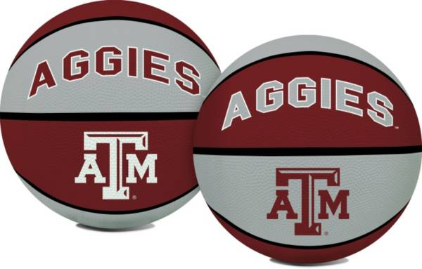 Rawlings Texas A&M Aggies Full-Sized Crossover Basketball product image