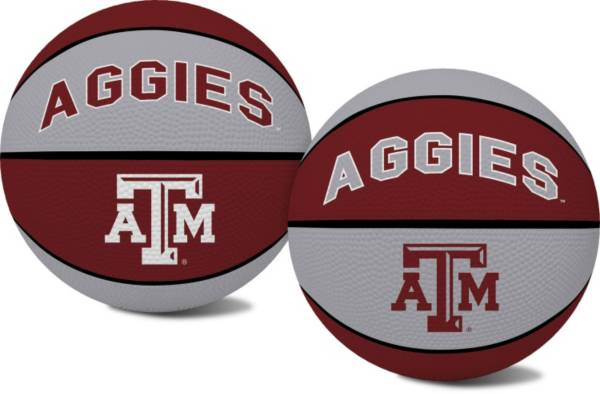 Rawlings Texas A&M Aggies Alley Oop Youth-Sized Rubber Basketball product image