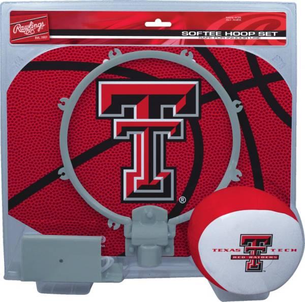 Rawlings Texas Tech Red Raiders Softee Hoop Set product image