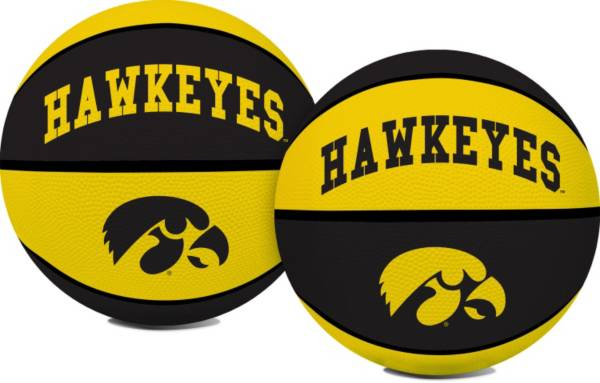 Rawlings Iowa Hawkeyes Full-Sized Crossover Basketball product image