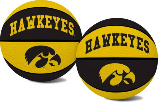 Rawlings Iowa Hawkeyes Alley Oop Youth-Sized Basketball product image