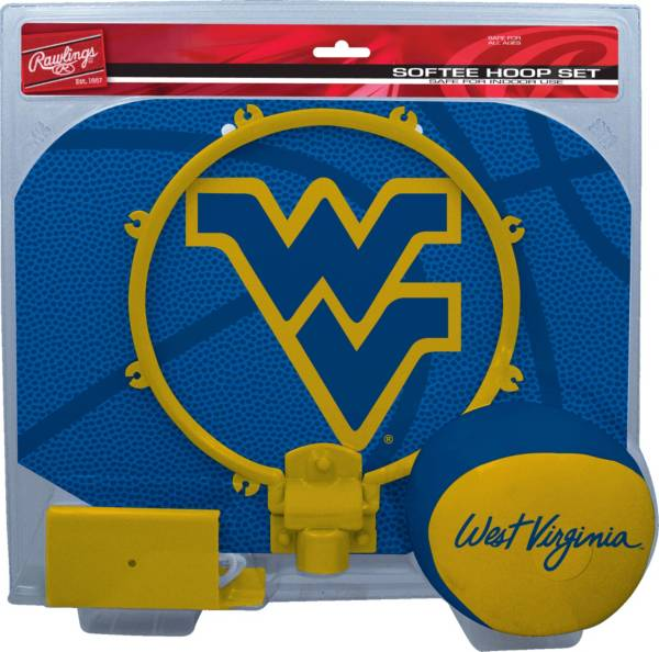 Rawlings West Virginia Mountaineers Softee Hoop Set product image