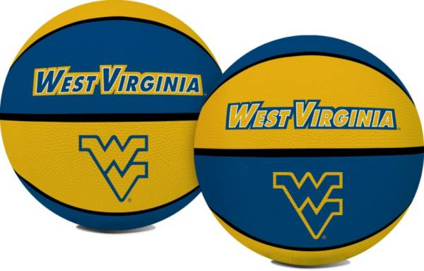 Rawlings West Virginia Mountaineers Crossover Full-Sized Basketball product image