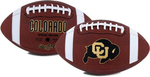 Rawlings Colorado Buffaloes Game Time Full-Size Football product image