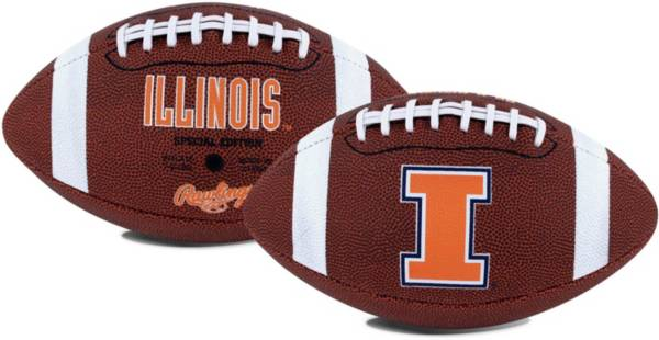 Rawlings Illinois Fighting Illini Game Time Full-Size Football product image