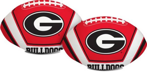 "Rawlings Georgia Bulldogs 8"" Softee Football product image"