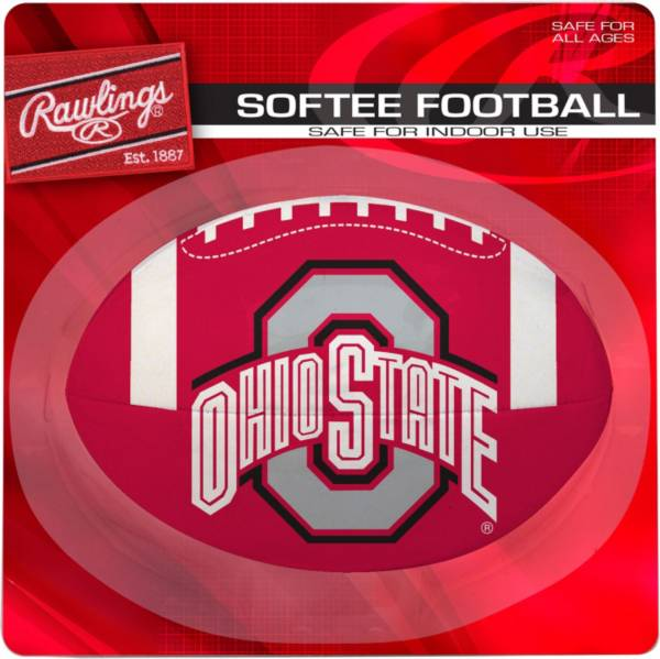 Rawlings Ohio State Buckeyes Quick Toss Softee Football product image