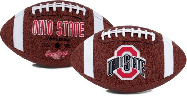 Rawlings Ohio State Buckeyes Game Time Full-Size Football product image