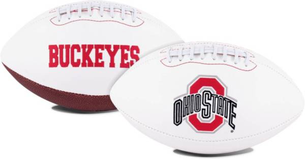 Rawlings Ohio State Buckeyes Signature Series Full-Size Football product image
