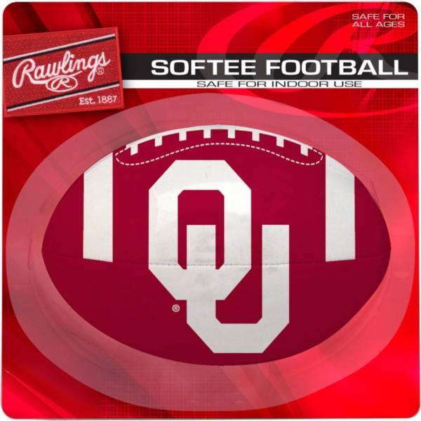 Rawlings Oklahoma Sooners Quick Toss Softee Football product image