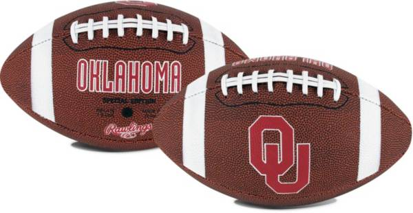 Rawlings Oklahoma Sooners Full-Sized Game Time Football product image