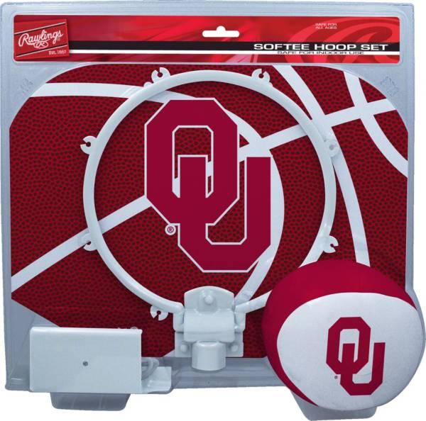 Rawlings Oklahoma Sooners Softee Hoop Set product image
