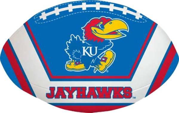 "Rawlings Kansas Jayhawks 8"" Softee Football product image"