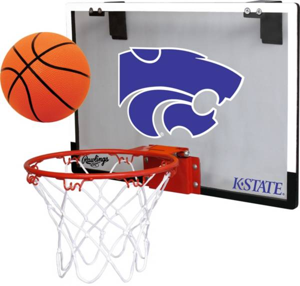 Rawlings Kansas State Wildcats Game On Backboard Hoop Set product image