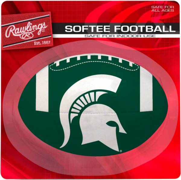 Rawlings Michigan State Spartans Quick Toss Softee Football product image