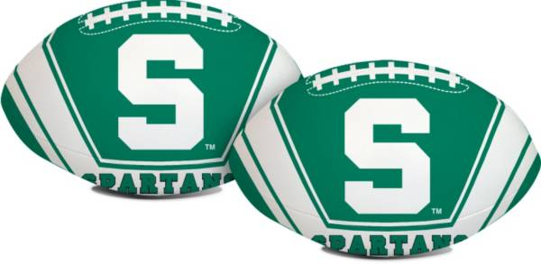"""Rawlings Michigan State Spartans Goal Line 8"""" Softee Football product image"""