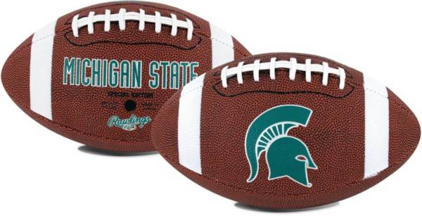 Rawlings Michigan State Spartans Game Time Full-Size Football product image