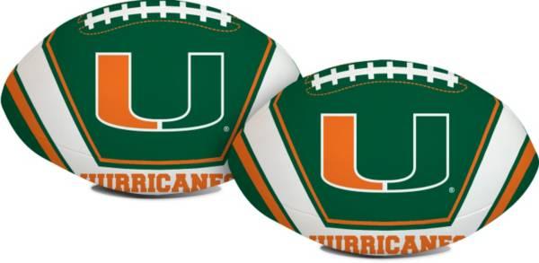 "Rawlings Miami Hurricanes 8"" Softee Football product image"