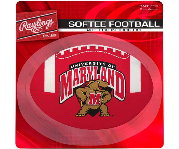 Rawlings Maryland Terrapins Quick Toss Softee Football product image