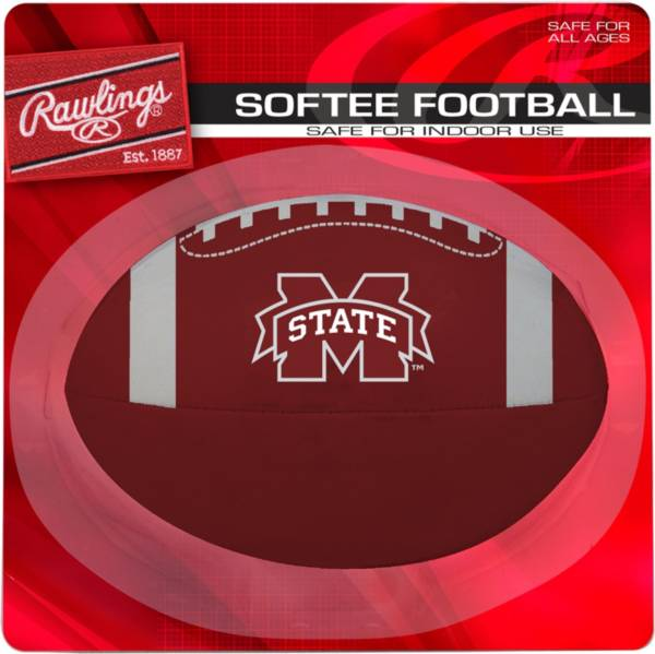 Rawlings Mississippi State Bulldogs 'Quick Toss' Softee Football product image