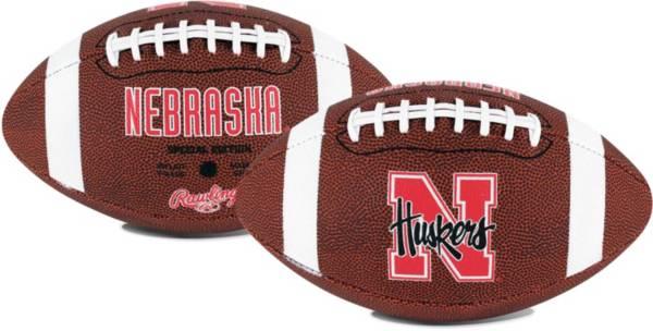 Rawlings Nebraska Cornhuskers Game Time Full-Size Football product image