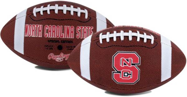 Rawlings NC State Wolfpack Full-Size Game Time Football product image