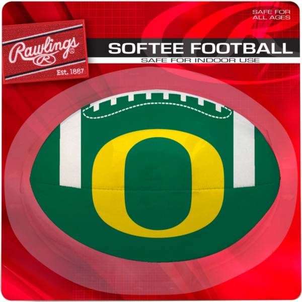 Rawlings Oregon Ducks 'Quick Toss' Softee Football product image
