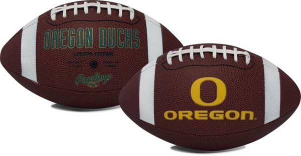Rawlings Oregon Ducks Full-Sized Game Time Football product image