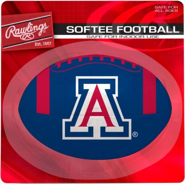 Rawlings Arizona Wildcats 'Quick Toss' Softee Football product image