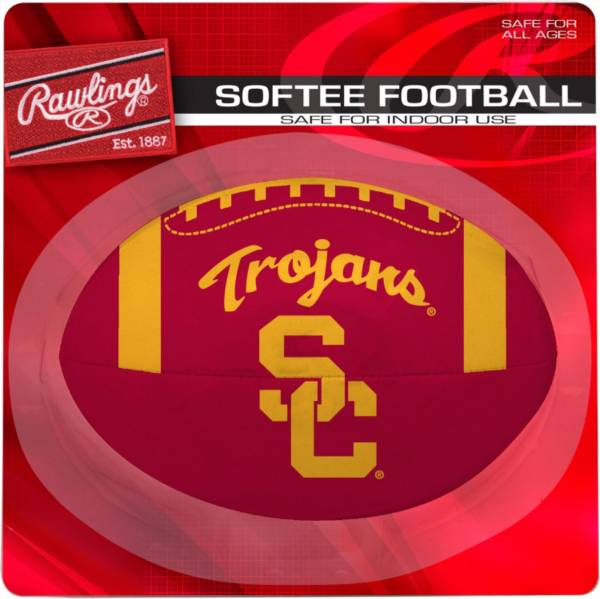 Rawlings USC Trojans Quick Toss Softee Football product image