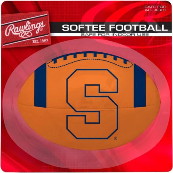 Rawlings Syracuse Orange Quick Toss Softee Football product image