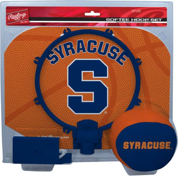 Rawlings Syracuse Orange ''Slam Dunk'' Softee Hoop Set product image
