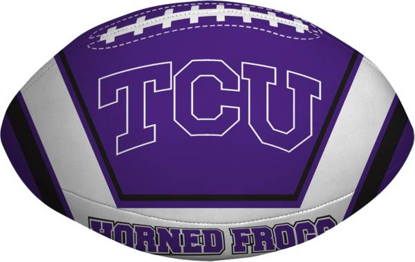 "Rawlings TCU Horned Frogs 8"" Softee Football product image"
