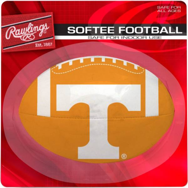 Rawlings Tennessee Volunteers Quick Toss Softee Football product image
