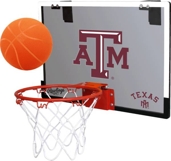 Rawlings Texas A&M Aggies Game On Back Board Hoop Set product image