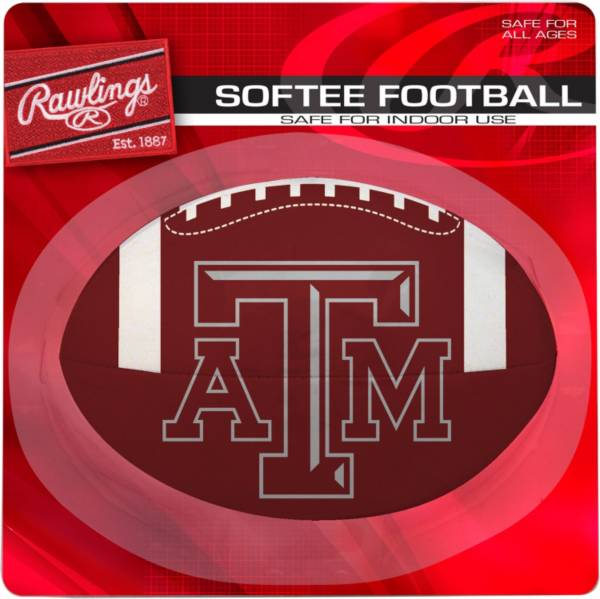 Rawlings Texas A&M Aggies 'Quick Toss' Softee Football product image