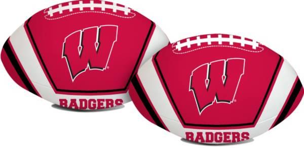 "Rawlings Wisconsin Badgers 8"" Softee Football product image"
