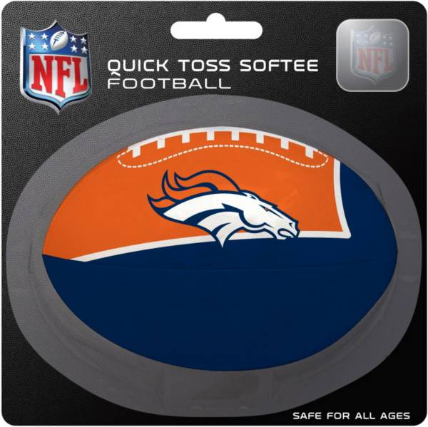 Rawlings Denver Broncos Quick Toss Softee Football product image